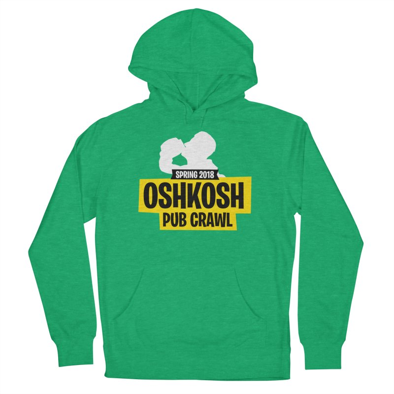 Oshkosh Royale in Men's French Terry Pullover Hoody Heather Kelly by Oshkosh Pub Crawl