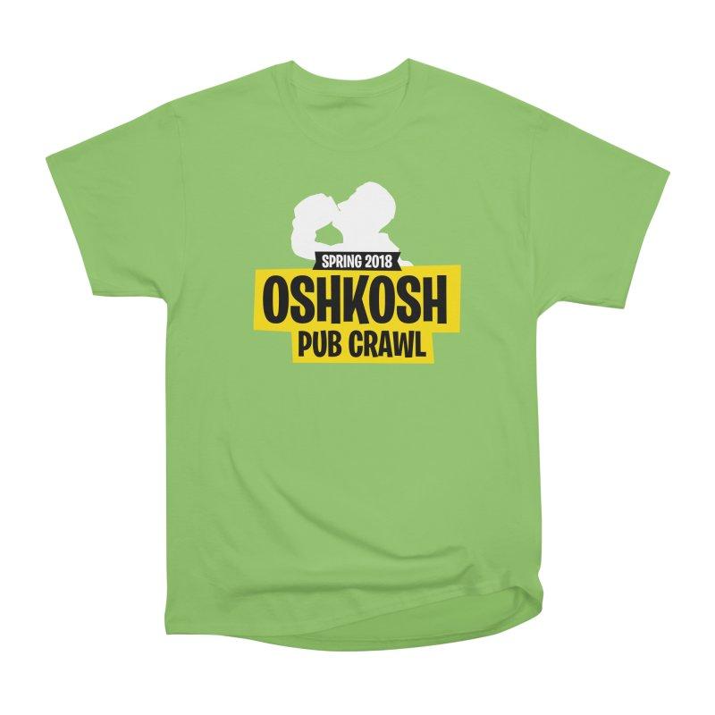 Oshkosh Royale Men's T-Shirt by Oshkosh Pub Crawl