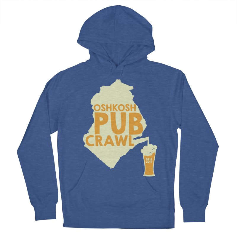 On Tap (Multiple Colors) Women's Pullover Hoody by Oshkosh Pub Crawl