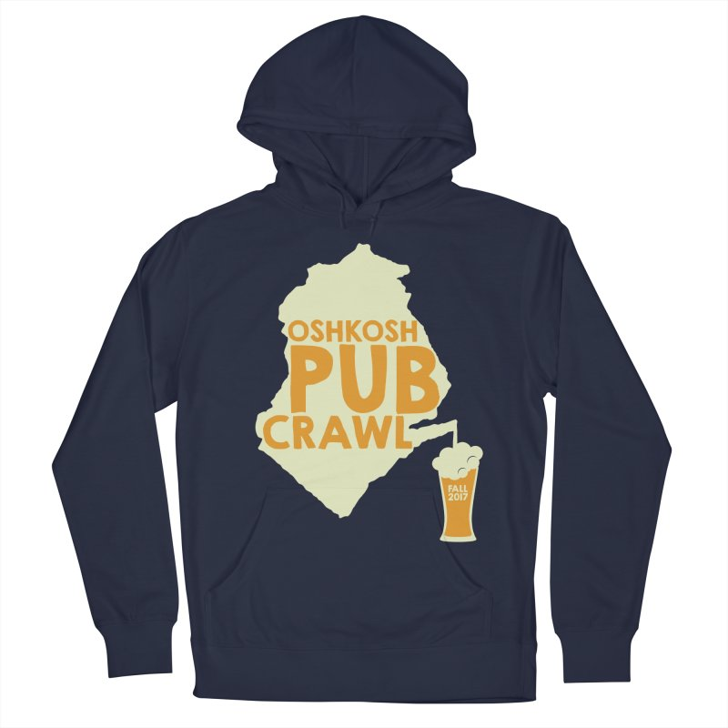 On Tap (Multiple Colors) Men's Pullover Hoody by Oshkosh Pub Crawl