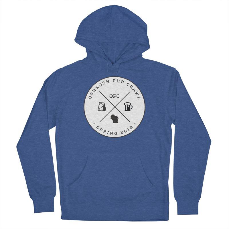 Badge Men's Pullover Hoody by Oshkosh Pub Crawl