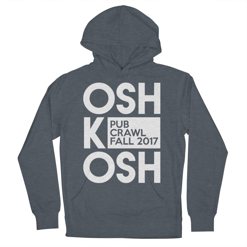 oshKosh (Multiple Colors) in Men's Pullover Hoody Heather Navy Denim by Oshkosh Pub Crawl
