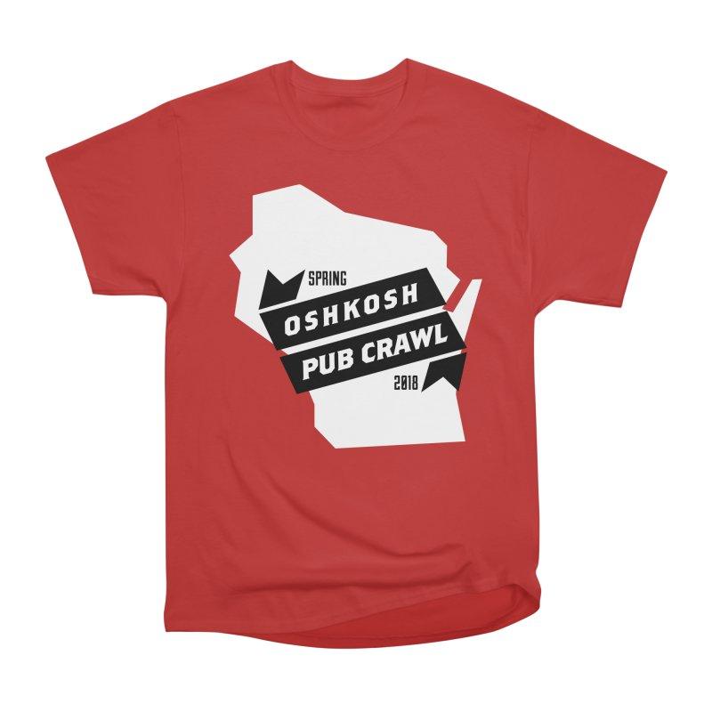 State of Mind Men's T-Shirt by Oshkosh Pub Crawl