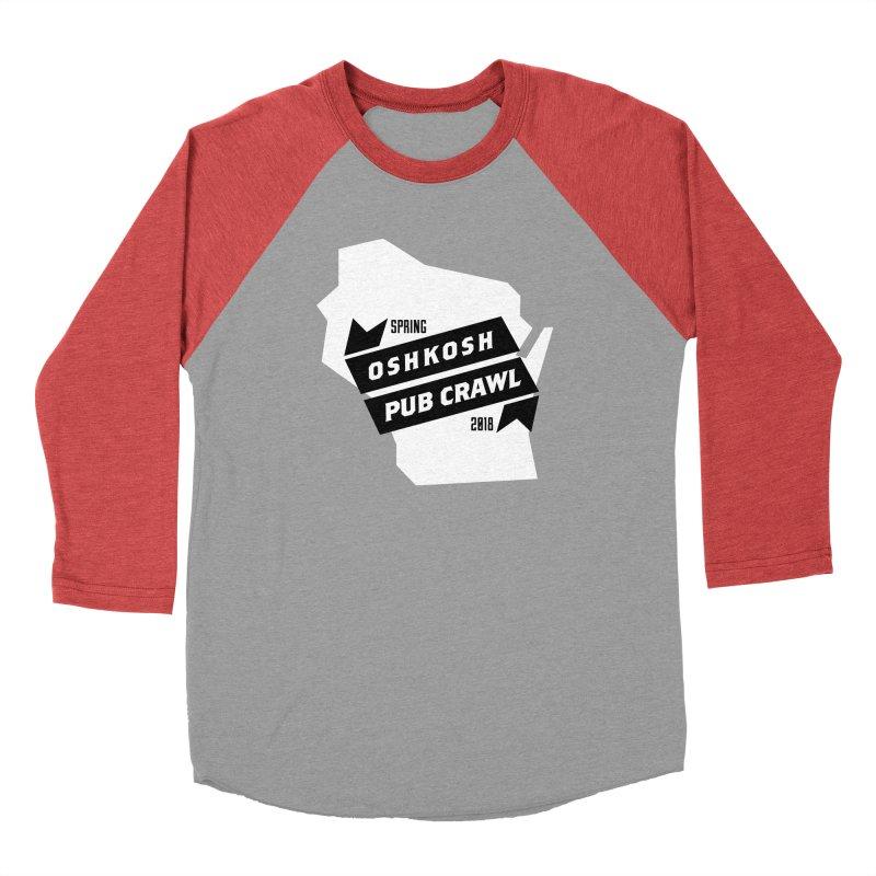 State of Mind Men's Longsleeve T-Shirt by Oshkosh Pub Crawl