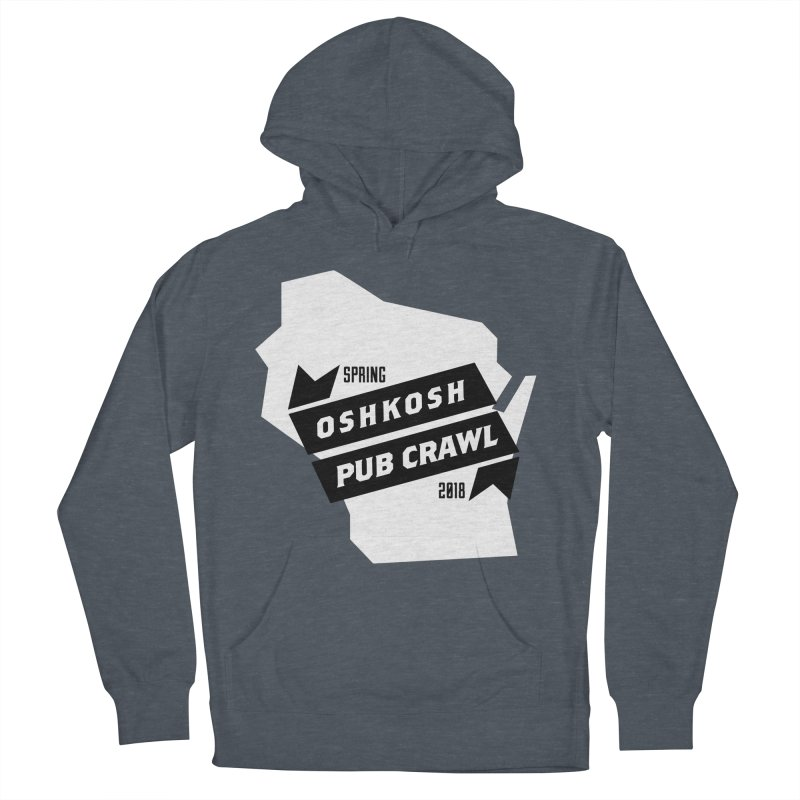 State of Mind Women's French Terry Pullover Hoody by Oshkosh Pub Crawl