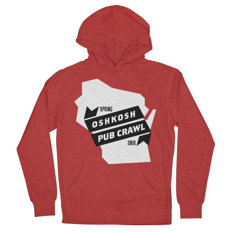State of Mind Men's Pullover Hoody by Oshkosh Pub Crawl