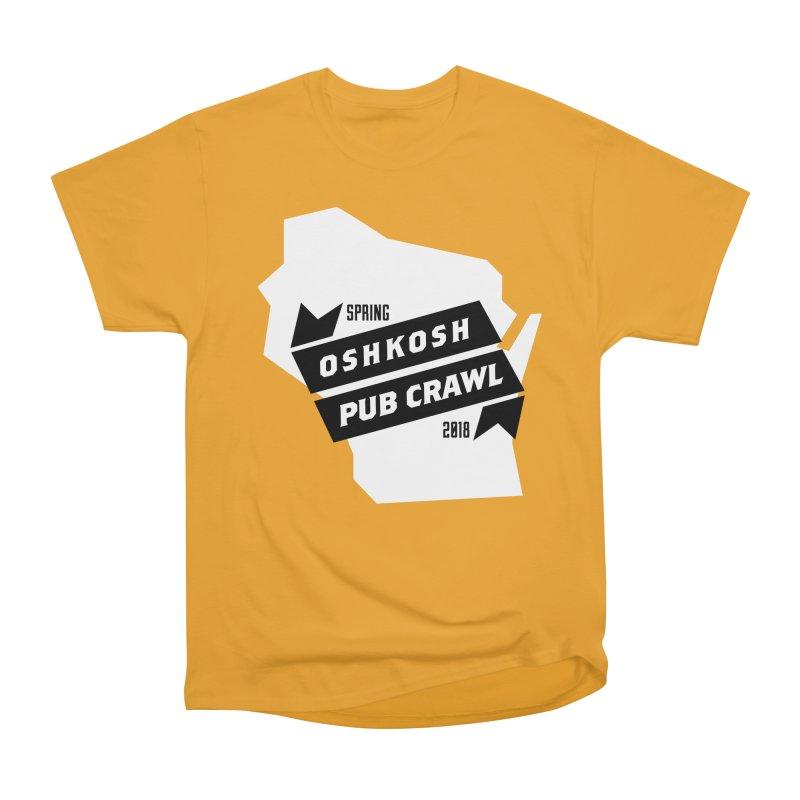 State of Mind Women's T-Shirt by Oshkosh Pub Crawl