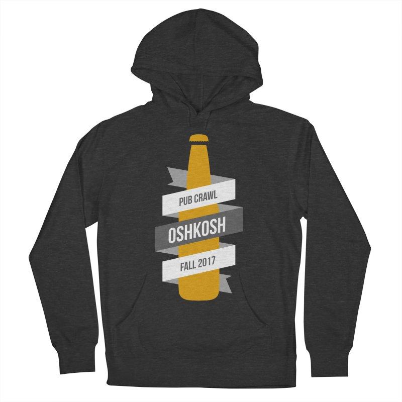 Bottle (Multiple Colors) Men's Pullover Hoody by Oshkosh Pub Crawl