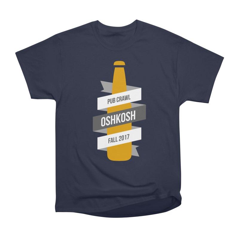 Bottle (Multiple Colors) Men's Classic T-Shirt by Oshkosh Pub Crawl