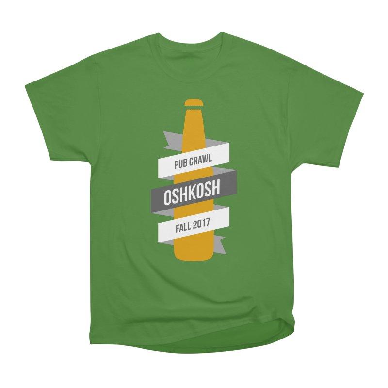 Bottle (Multiple Colors) Women's Classic Unisex T-Shirt by Oshkosh Pub Crawl