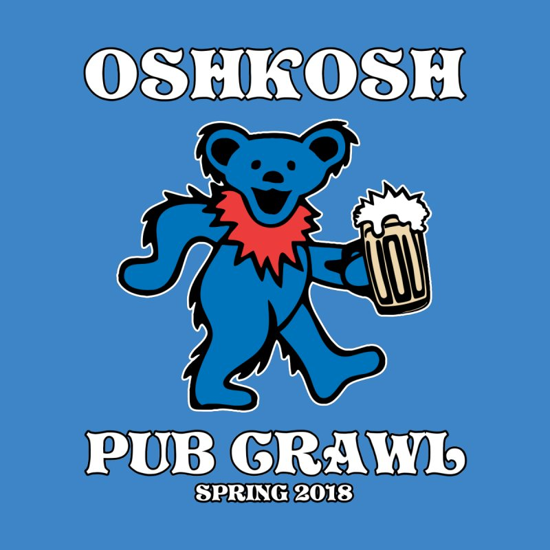 Grateful To Crawl by Oshkosh Pub Crawl