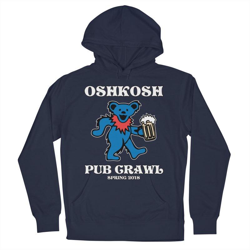Grateful To Crawl Men's Pullover Hoody by Oshkosh Pub Crawl