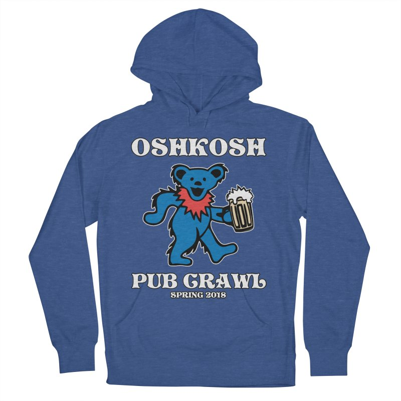 Grateful To Crawl Women's French Terry Pullover Hoody by Oshkosh Pub Crawl