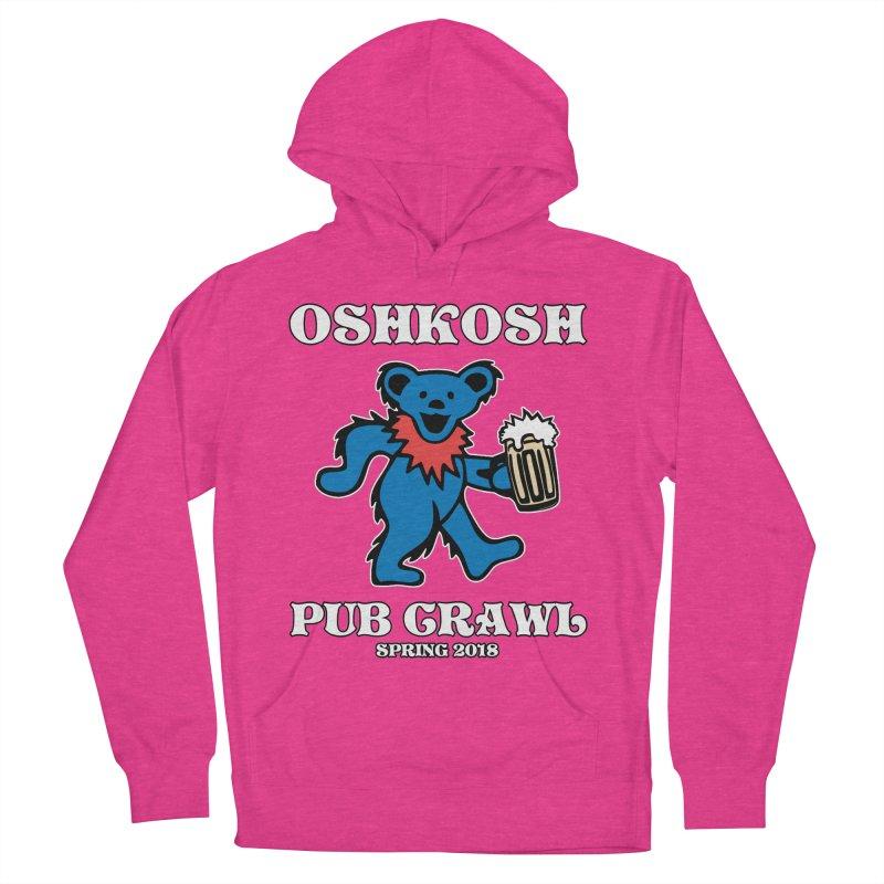 Grateful To Crawl Women's French Terry Pullover Hoody by Oshkosh Pub Crawl