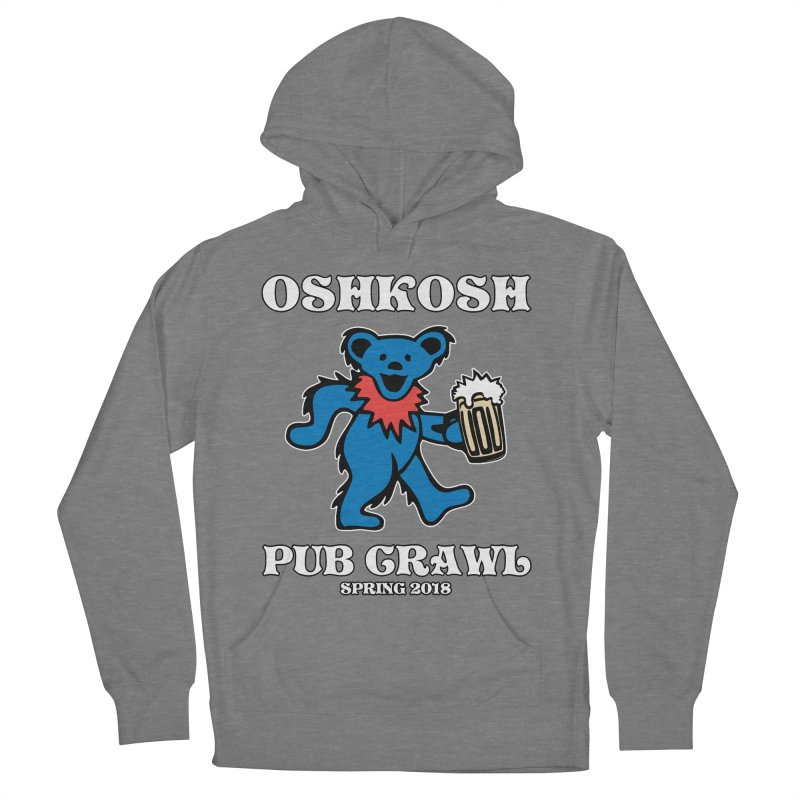 Grateful To Crawl Men's French Terry Pullover Hoody by Oshkosh Pub Crawl
