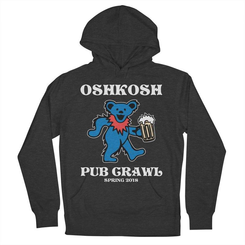 Grateful To Crawl Men's French Terry Pullover Hoody by Oshkosh Pub Crawl