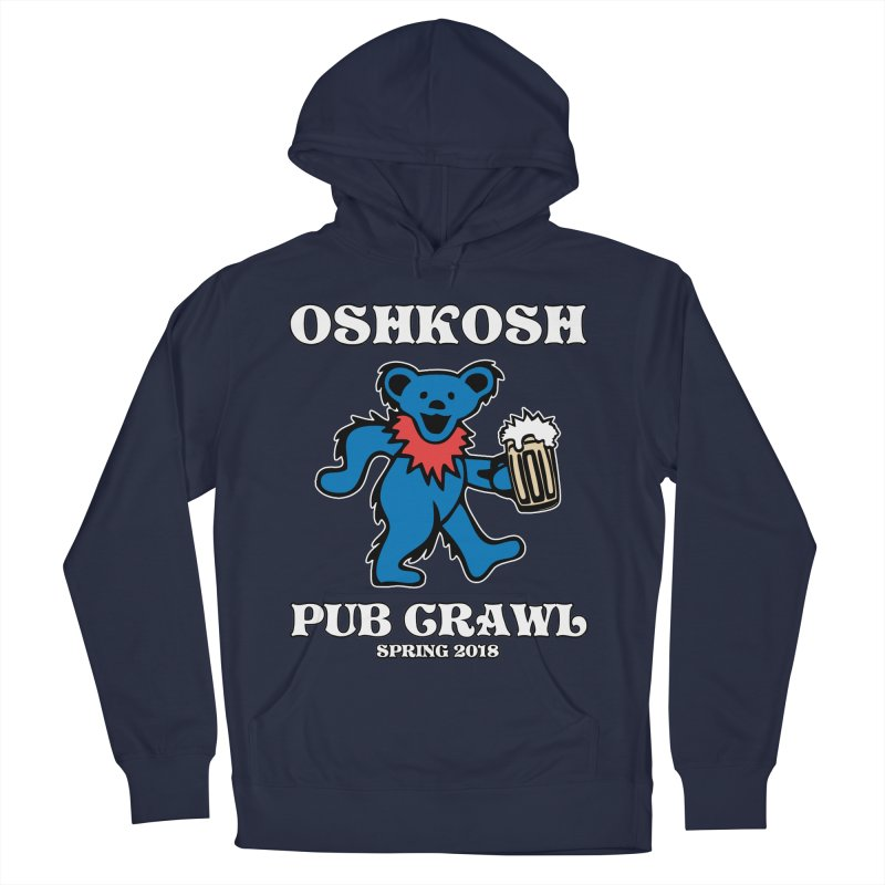 Grateful To Crawl Men's Pullover Hoody by Oshkosh Pub Crawl