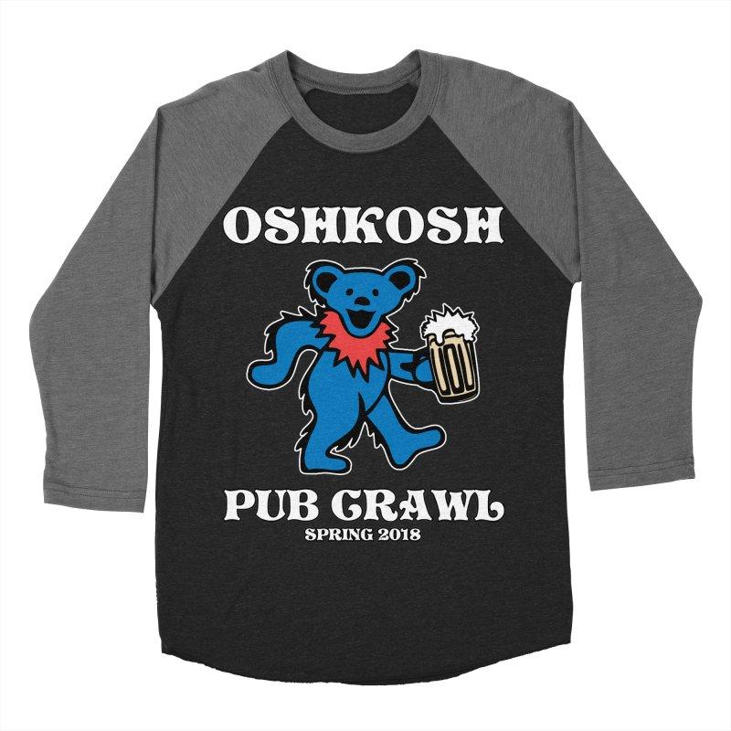 Grateful To Crawl Men's Longsleeve T-Shirt by Oshkosh Pub Crawl