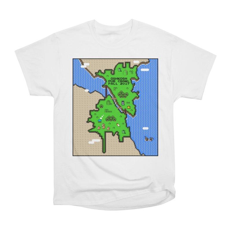 16 bits (Multiple Colors) Men's Classic T-Shirt by Oshkosh Pub Crawl