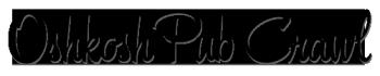 Oshkosh Pub Crawl Logo