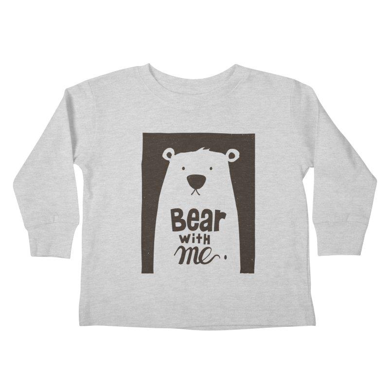 Bear With Me   by osinnowo's Artist Shop