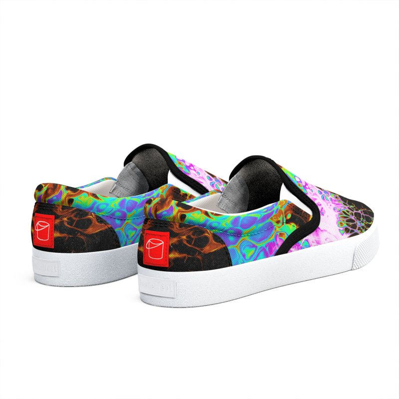 RORSCHACH II Men's Shoes by oslonovak's Artist Shop