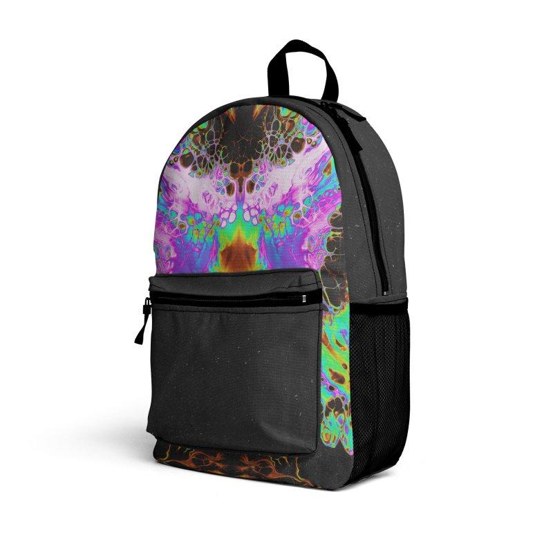 RORSCHACH II Accessories Bag by oslonovak's Artist Shop