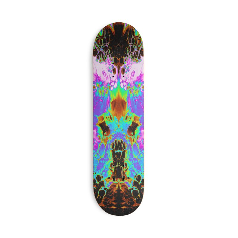 RORSCHACH II Accessories Skateboard by oslonovak's Artist Shop