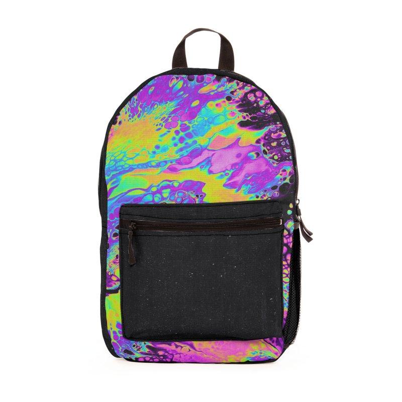 HYPERSENSITIVE Accessories Bag by oslonovak's Artist Shop