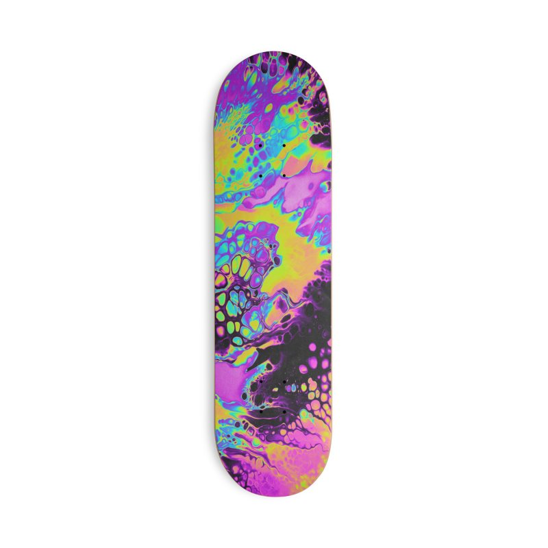 HYPERSENSITIVE Accessories Skateboard by oslonovak's Artist Shop