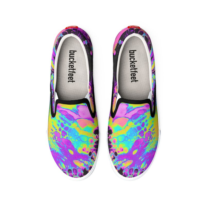 HYPERSENSITIVE Men's Shoes by oslonovak's Artist Shop
