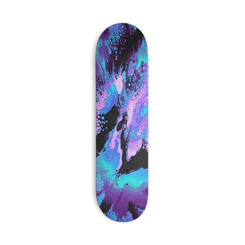 BLUE SUEDE SHOES Accessories Skateboard by oslonovak's Artist Shop