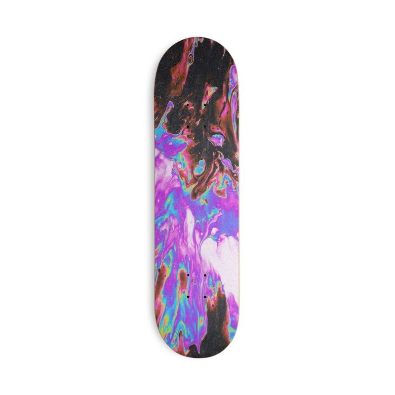 THE SECRET BEHIND THE WINDOW Accessories Skateboard by oslonovak's Artist Shop