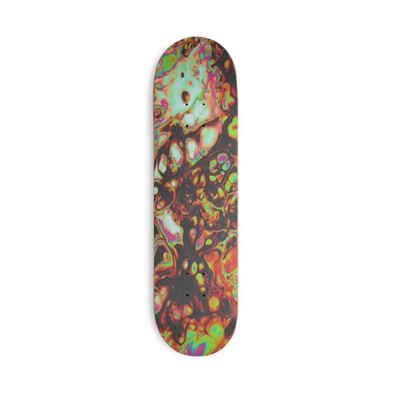 THE MEDIUM & THE ENGINEER Accessories Skateboard by oslonovak's Artist Shop