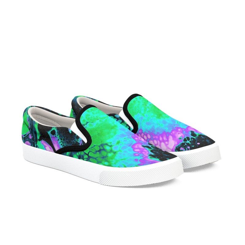 INVISIBLE SELF Women's Shoes by oslonovak's Artist Shop
