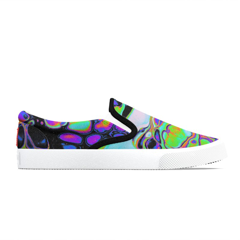 WHAT DO WOLVES DREAM OF ? Men's Shoes by oslonovak's Artist Shop