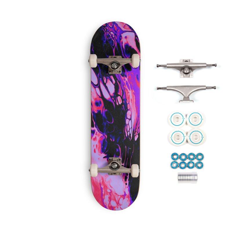 THE HOPE DIES LAST Accessories Skateboard by oslonovak's Artist Shop