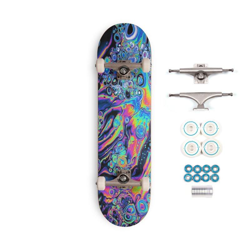 JUNEBUG Accessories Skateboard by oslonovak's Artist Shop
