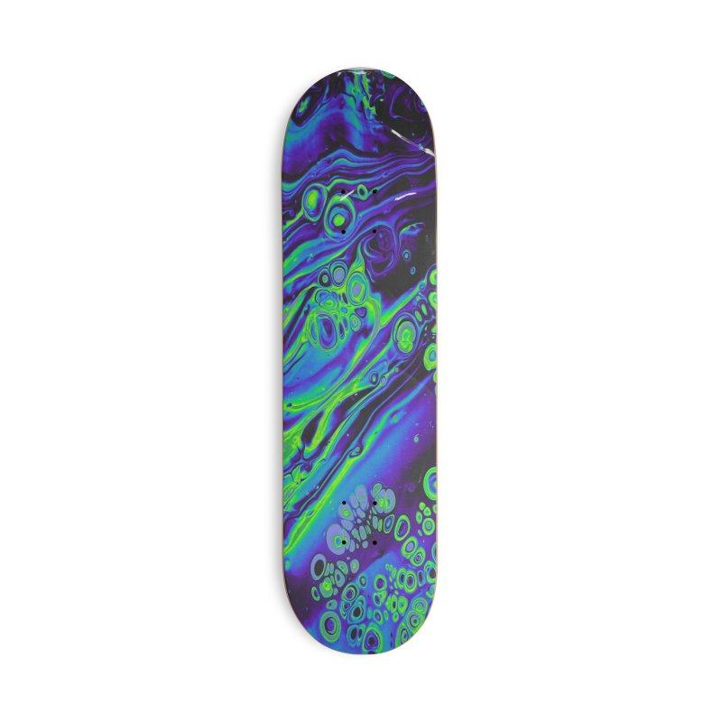 DRUNK BOAT Accessories Skateboard by oslonovak's Artist Shop