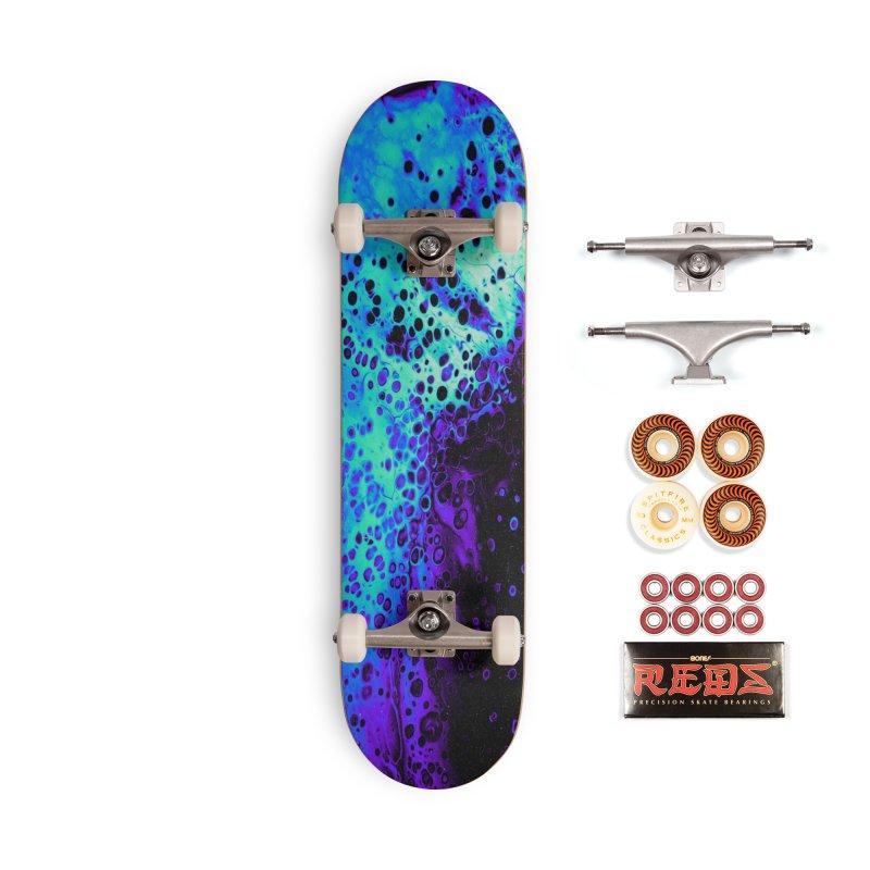 WALK ON WATER Accessories Skateboard by oslonovak's Artist Shop