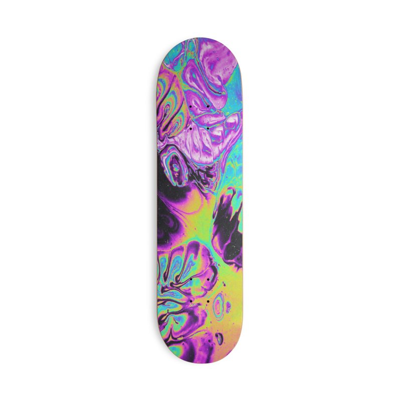 AS IF I WERE A THOUSAND YEARS OLD Accessories Skateboard by oslonovak's Artist Shop