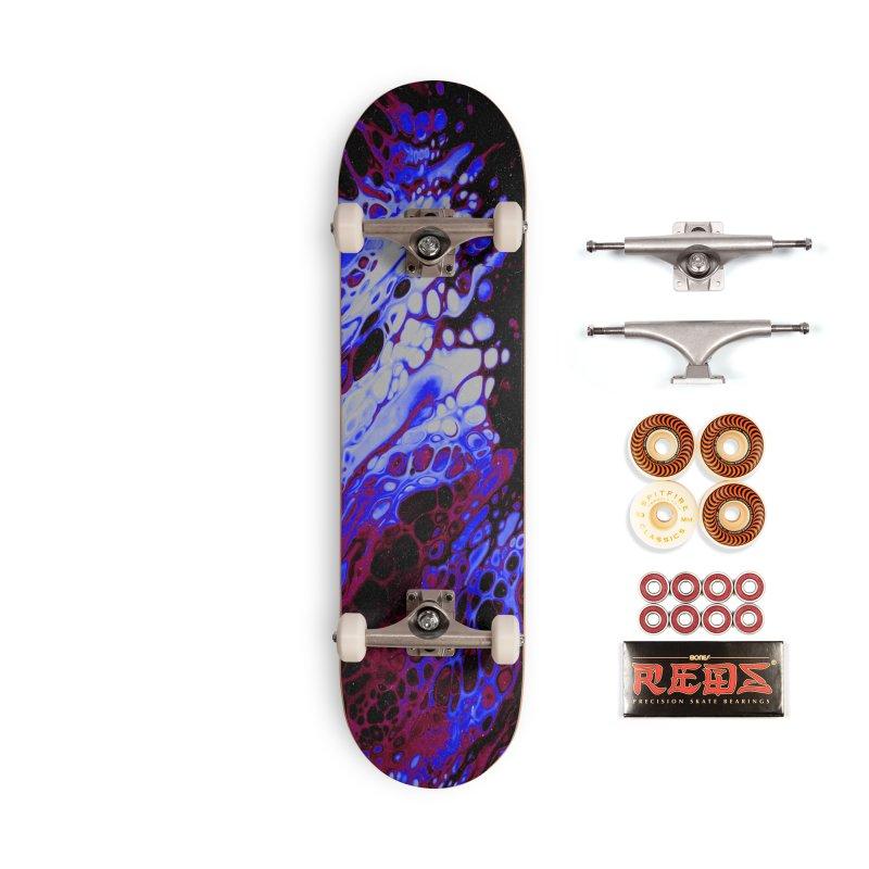 GALATEA Accessories Skateboard by oslonovak's Artist Shop