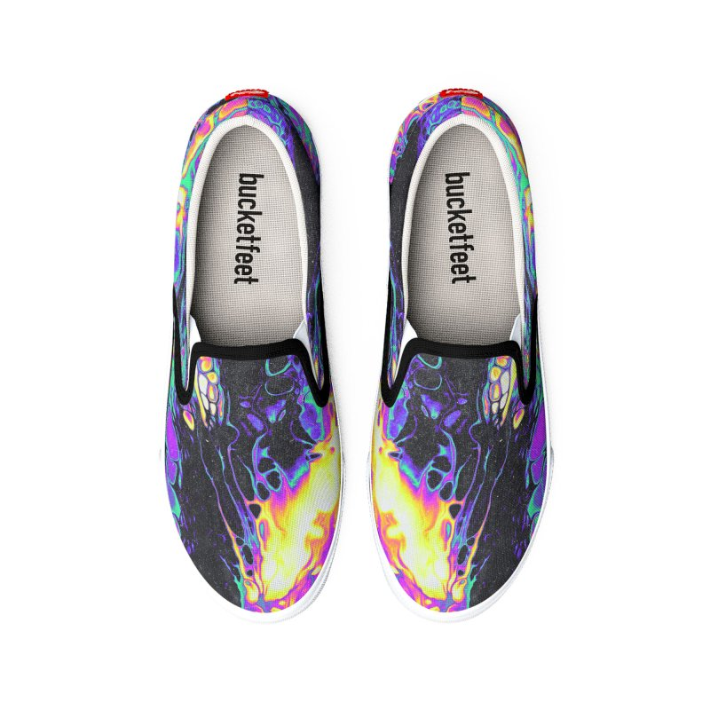 PRETTY INSOMNIA Men's Shoes by oslonovak's Artist Shop