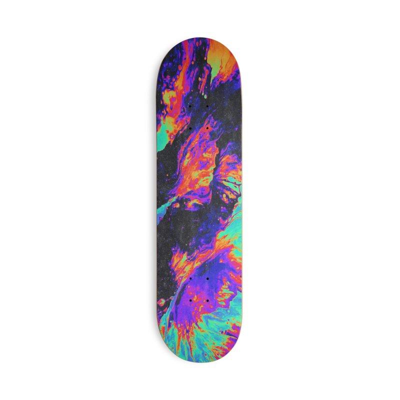 POSSESSED Accessories Skateboard by oslonovak's Artist Shop