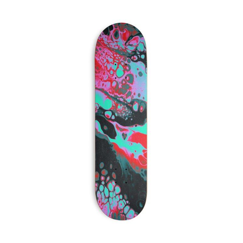 ABEL & CAÏN Accessories Skateboard by oslonovak's Artist Shop