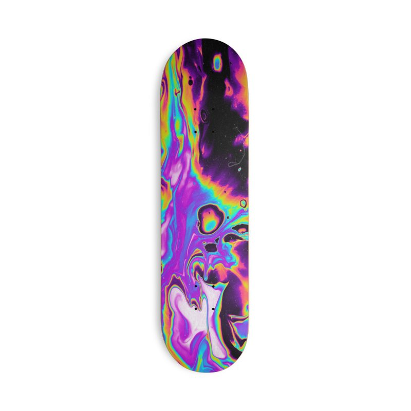 DAMAGE CONTROL Accessories Skateboard by oslonovak's Artist Shop
