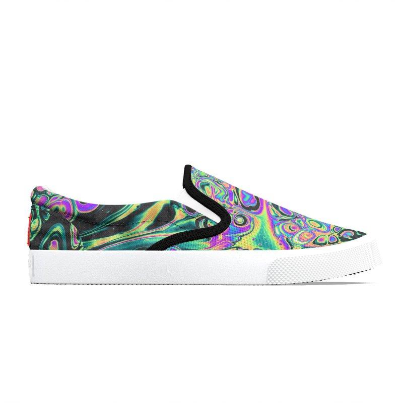 HIDE & SEEK Women's Shoes by oslonovak's Artist Shop