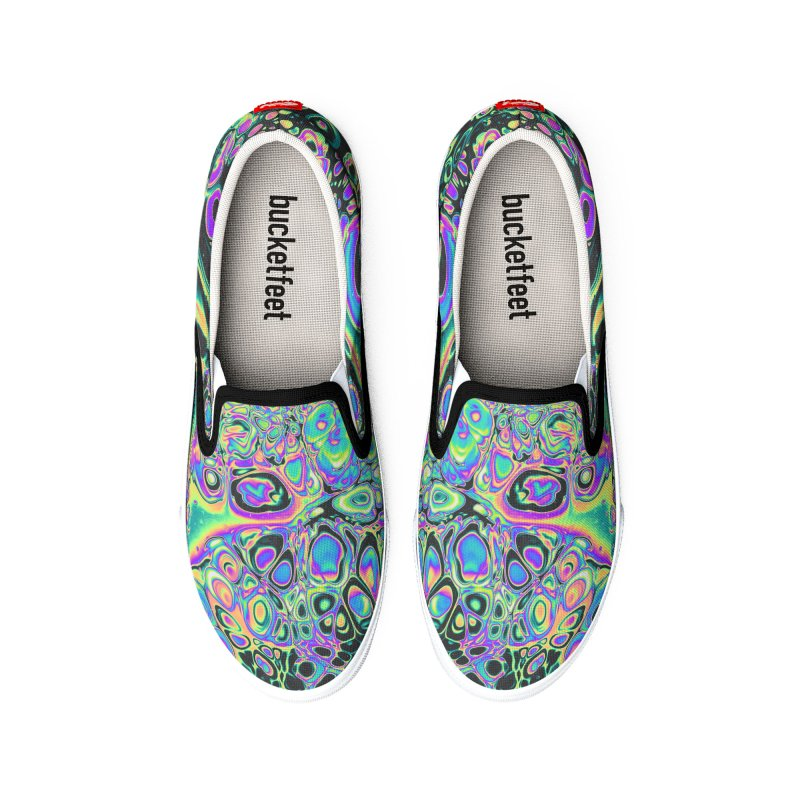 HIDE & SEEK Men's Shoes by oslonovak's Artist Shop