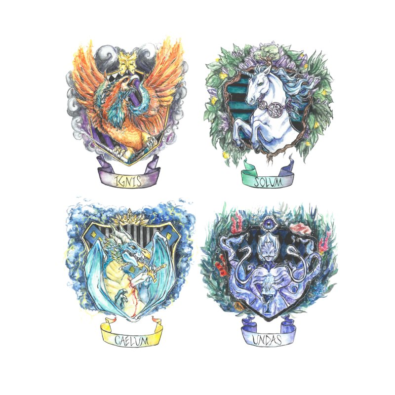 Albion: School of Sorcery by otherworldtheatre's Artist Shop