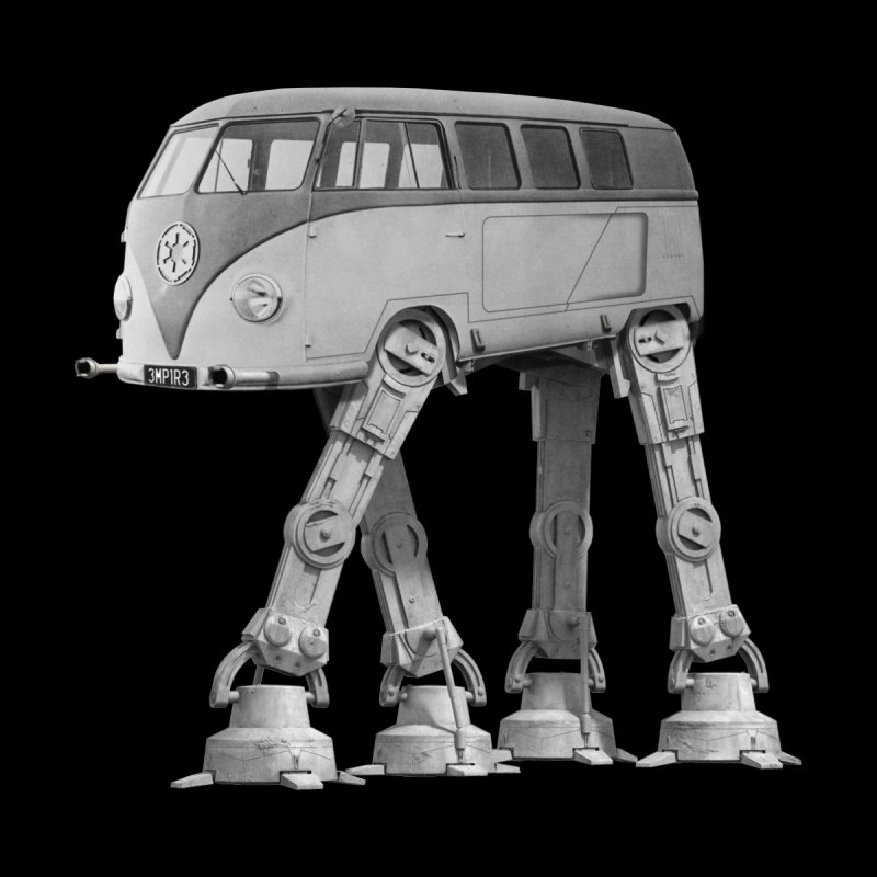 AT - AT VAN Accessories Face Mask by ouno